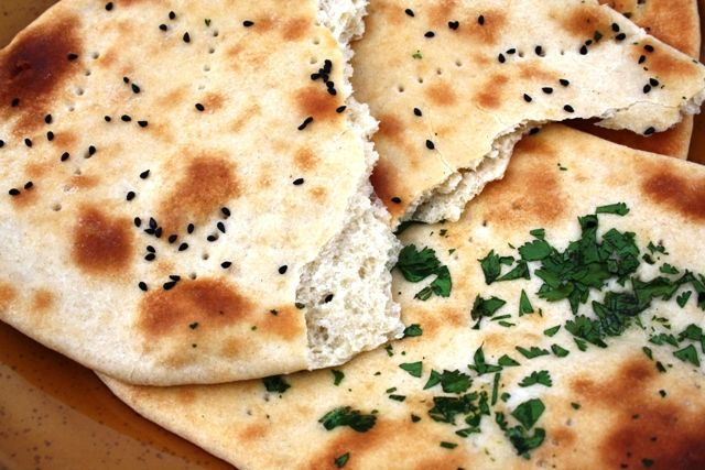 Discover Maunika Goawrdhan's recipe for simple delicious Indian Naan Bread. The recipe is quick and easy to make and produces delicious Naan Bread.