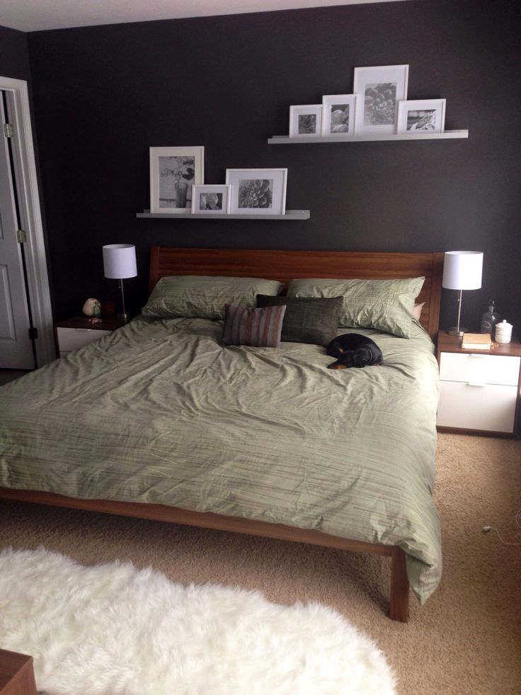 Gray Bedroom Color Schemes Mesmerizing Design Review