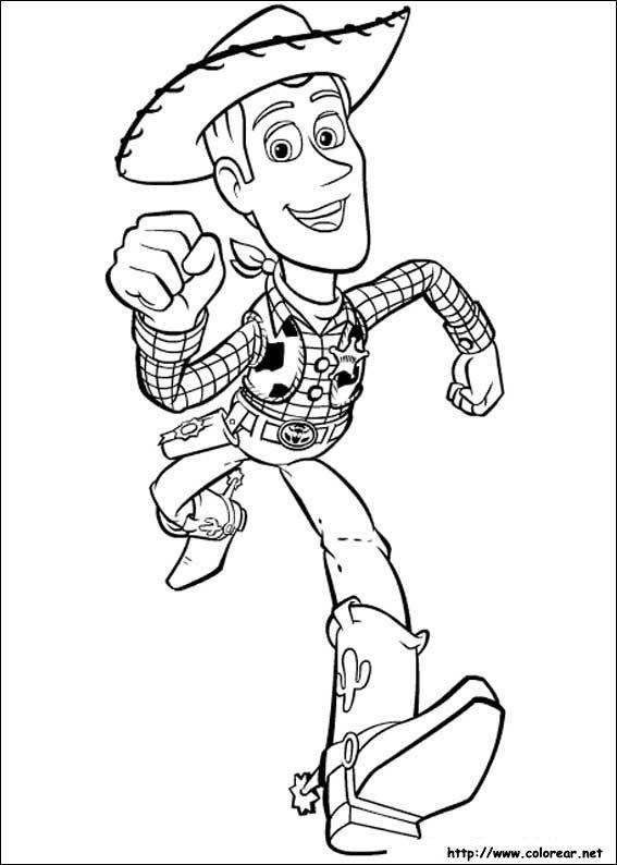 Dibujo De Para Imprimir Toy Story Para Colorear Dibujos Para Colorear Dibujos Toy Story
