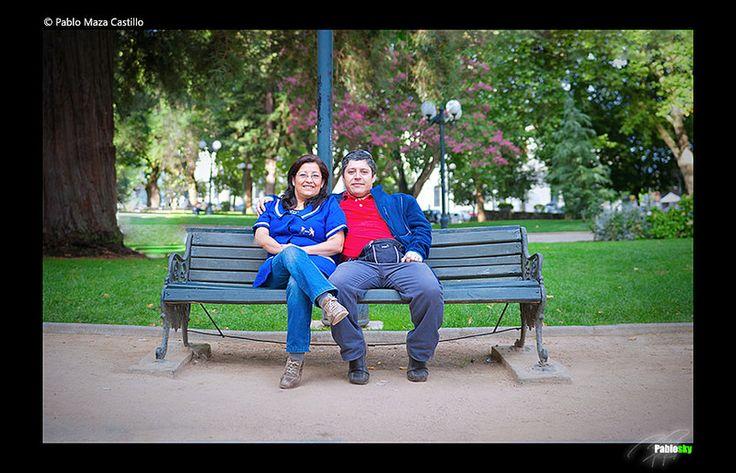 friends couple