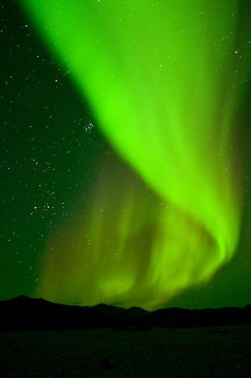 Northern Lights, Alaska GAAR08-3950.tif   Carl Johnson