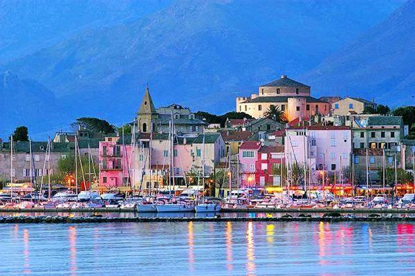 Saint Florent.   Corse