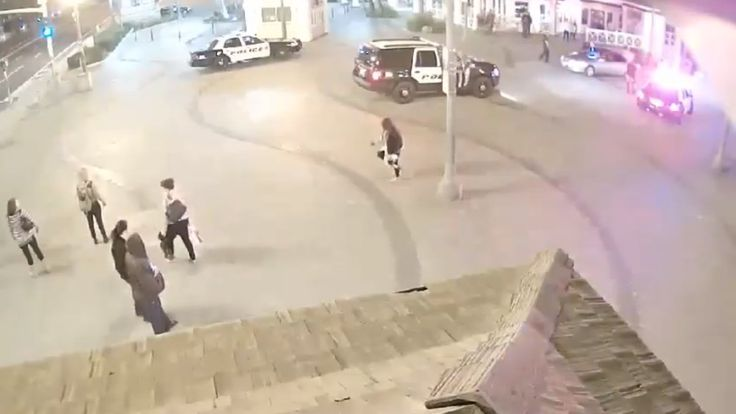 (Credit: Huntington Beach Police Department) DUI Video #DUI