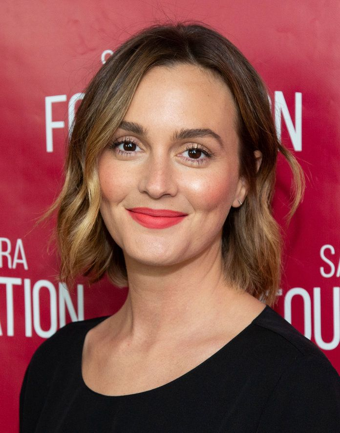 Leighton Meester Hair Leighton Meester Hair Hair Color Light Brown Brown Ombre Hair