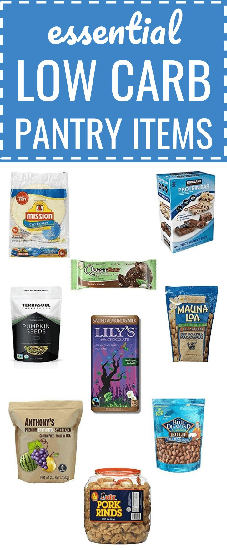 Low carb pantry stuffers, items, and products for a healthy keto lifestyle. staples / must have / list / essential / basic / budget / ketogenic / household / for two / paleo / clean eating / cheap / weekly / home / diet / food / basic / ideas / template / free / ultimate / monthly / weightloss / pantry / easy / essentials / kitchen / simple / categories / dinner / atkins / ideas / meals / recipes / tips / foods / gluten free / paleo #pantry #list #ketogenic