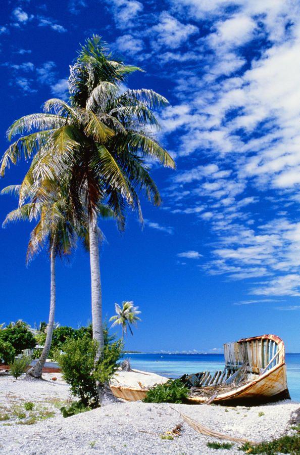 French Polynesia - Beach