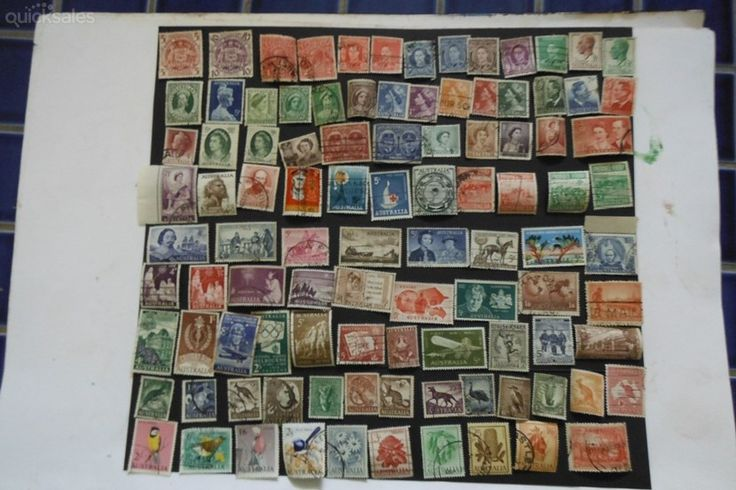 Pre-Decimal stamp collection Used , some High value's