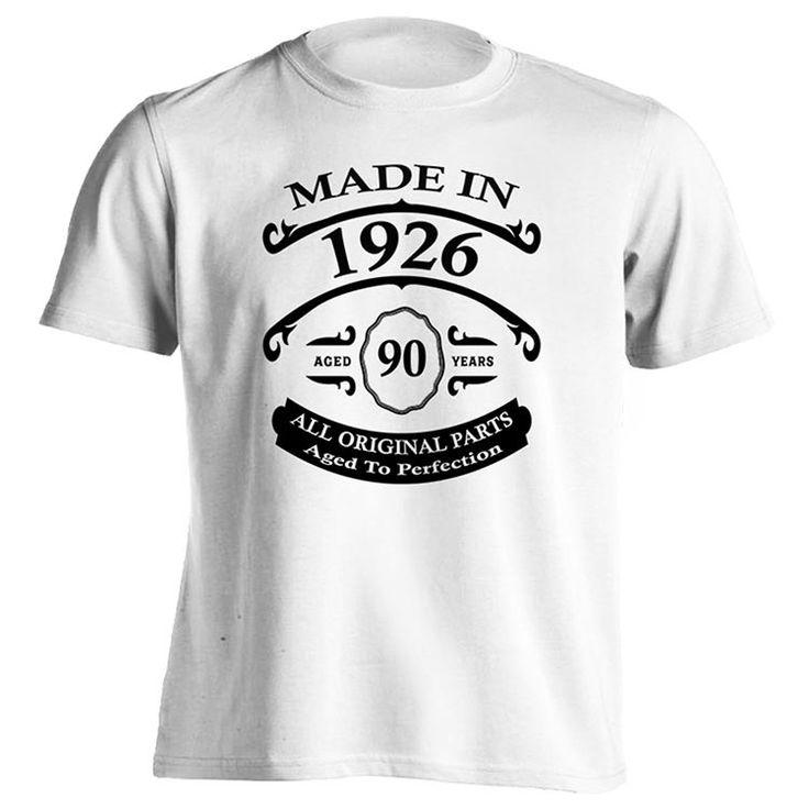 90th Birthday T Shirt