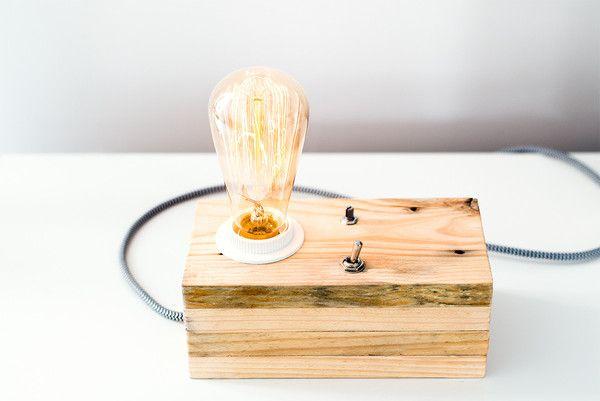 Bokslampe, #0013