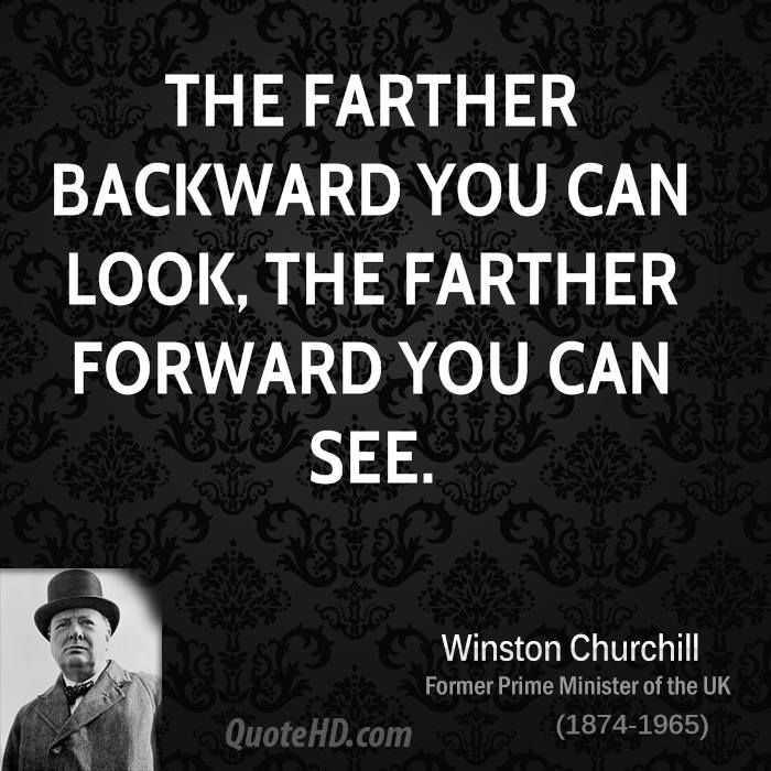 This is my favorite Winston Churchill Quote <3