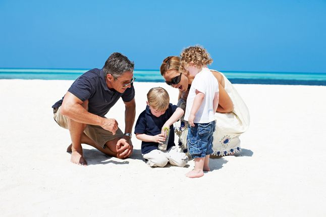 Family holidays in the Maldives   Luxury Family Holidays  , Photo 1 of 7 (Condé Nast Traveller)