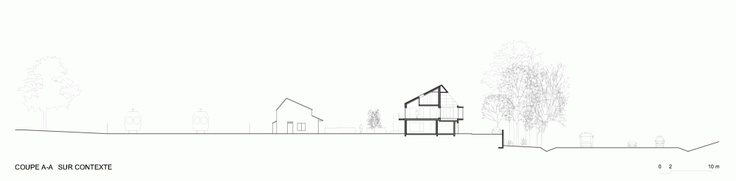 Logements Marnes-la-Coquette / LEM+ architectes
