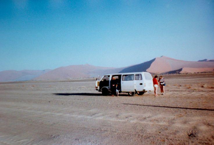 #Travel: #Namibia ~ heading to Sossusvlei. Photo credit: D Rudman