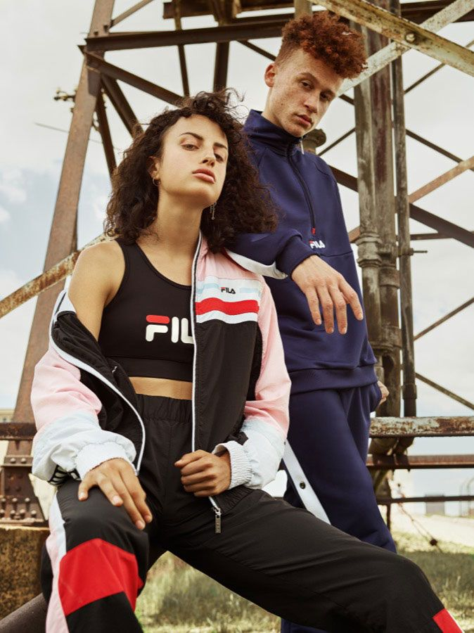 Nadia von Scotti photographed the FILA Urban Fashion Line campaign. Agency MKTG Germany, Production: North South Production, Location: Johannesburg. Styling by Keighley Forge. Hair & Make-up by Kelly Partaki. Models: Fran O c/o FanJam, Montell van Leijen c/o Kult South Africa, Liam Du Pleases c/o Boss Models, Chelsea Sa c/o Twenty Model Management.