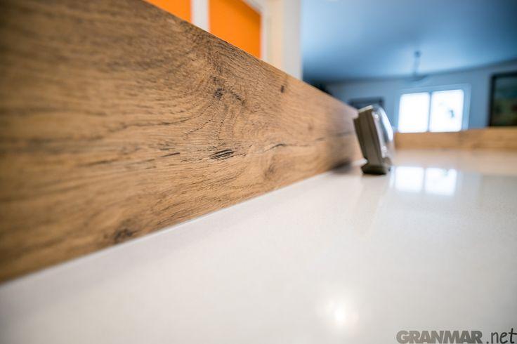 Łączenie drewnianego baru z blatem wyspy GRANMAR.net