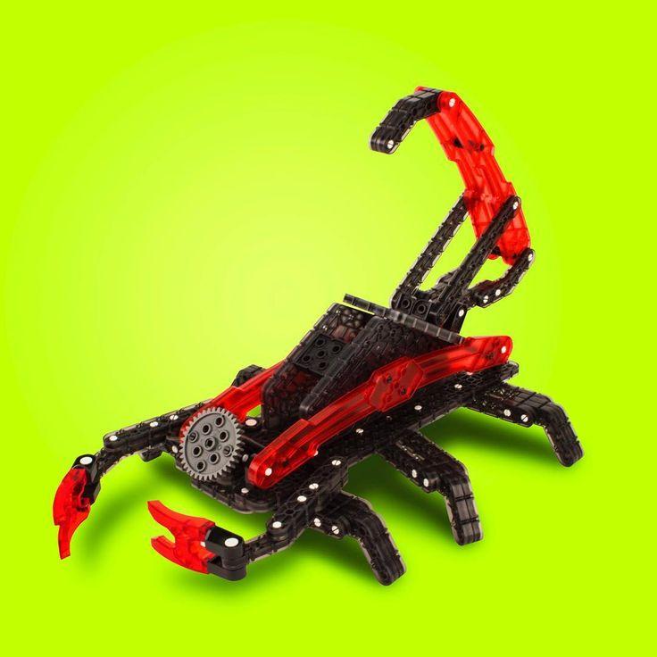 Robotic Arm Vex Lift Designs: VEX Motorized Robotic Arm Kit