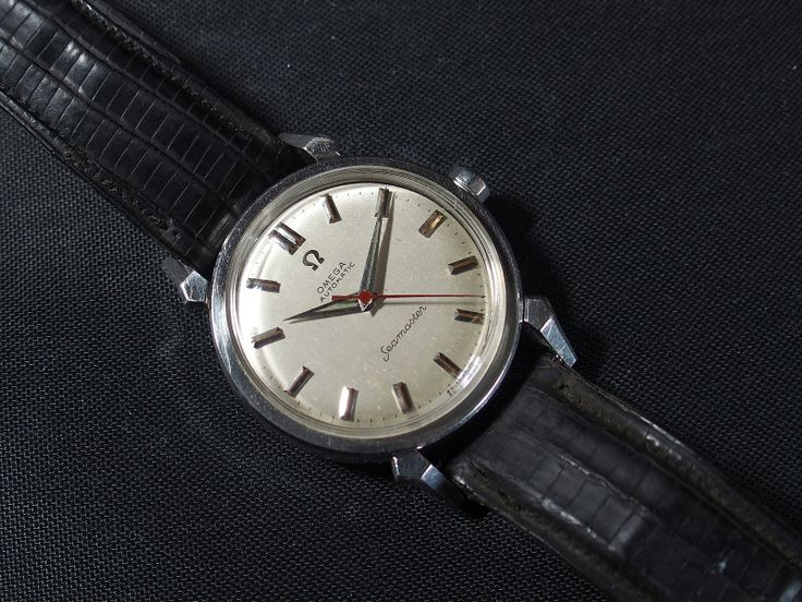 180a22ba7fc Vintage Omega Seamaster Caliber 501 Rare Fancy Lugs Was Asking  1