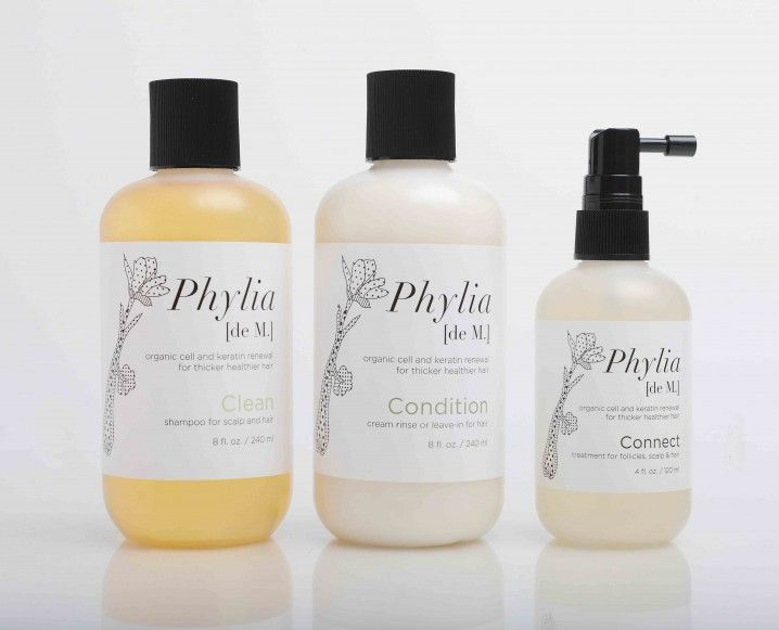 Phylia De M. like the simple packaging...just picked this up. Organic and has rave reviews!