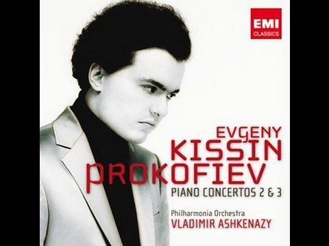 Евгений Кисин, tylko niech nie gra Chopina!