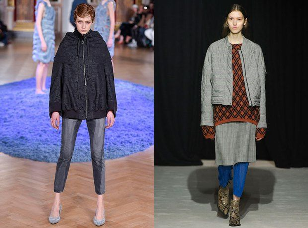 Quilted jackets for women