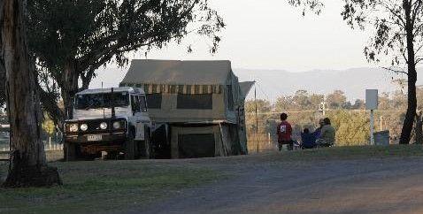 Kahler's Oasis Caravan Park, Warwick, Queensland