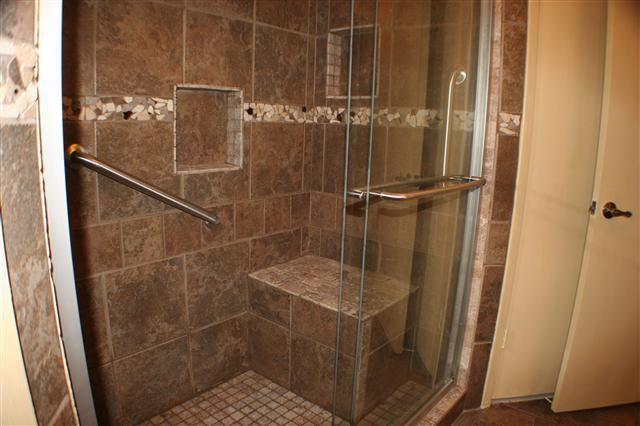 Bathroom Ideas Replace Tub With Shower : Best images about bathroom harlem on
