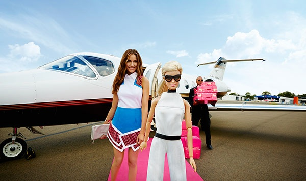 Join Barbie as she tours #australia on her global search for a new dreamhouse - where will she go next? #barbieismoving