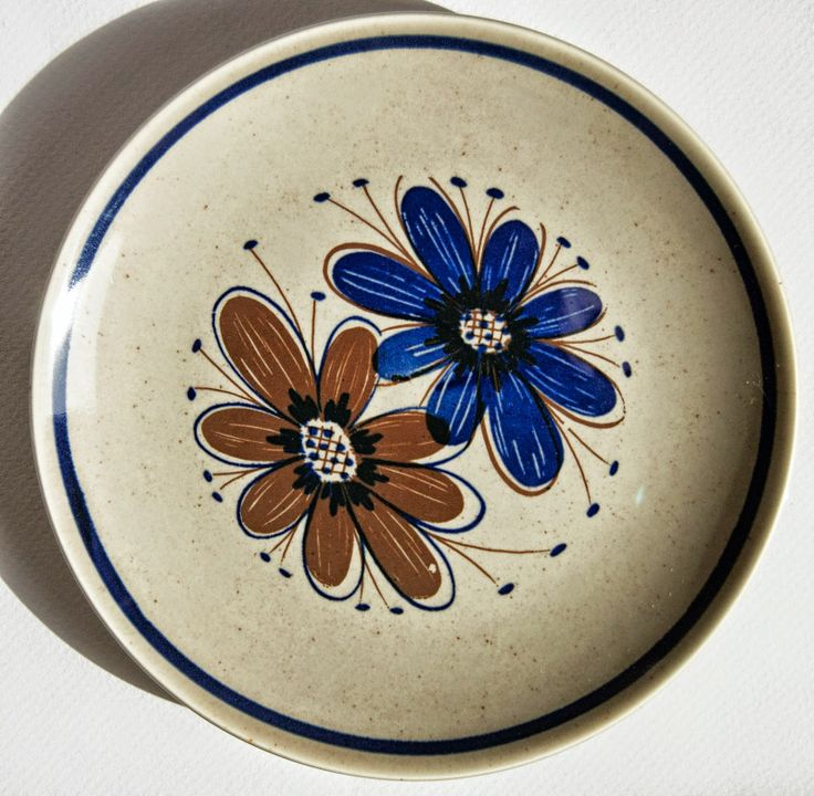 "Retro Pottery Net: Stavangerflint//Figgjo ""Florry"" Design - Nils Aarrestad Siversten"