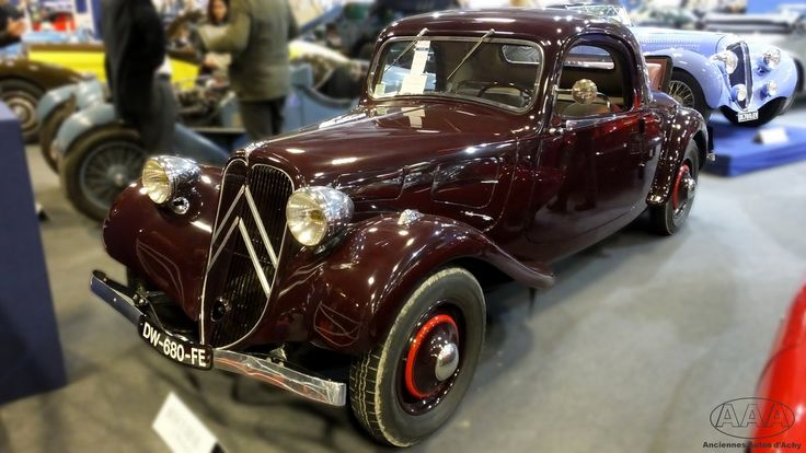 Citroën traction coupé