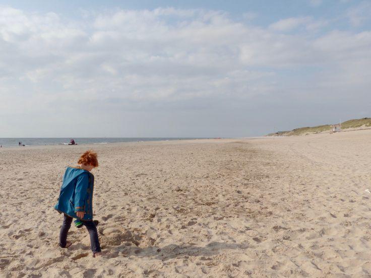 Familienurlaub auf Sylt - Nordseestrand an der Jugendherberge Westerland