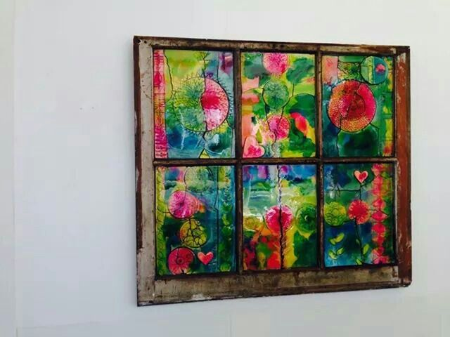 Glass and ceramic artwork waverley glass art studio Recycled glass art