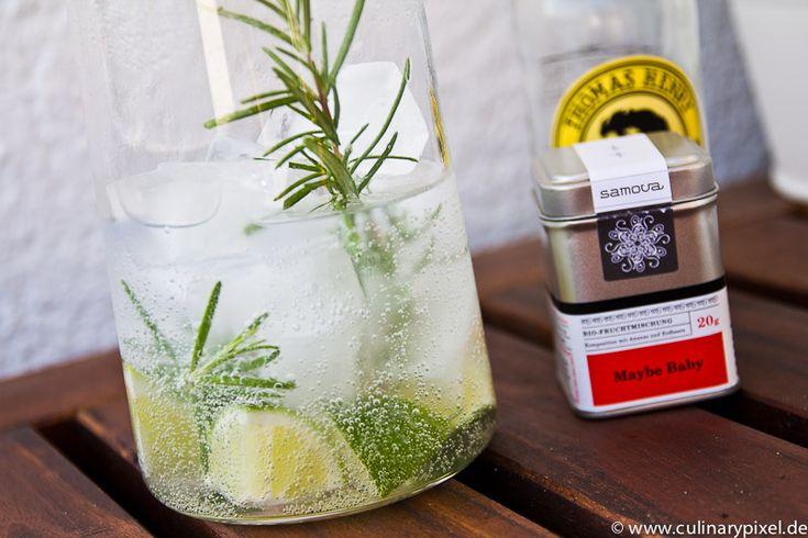 Blomus Tea Jay on the Rocks samova Tee