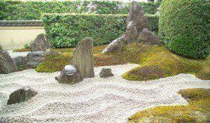 jardin zen du zuiho in kyoto