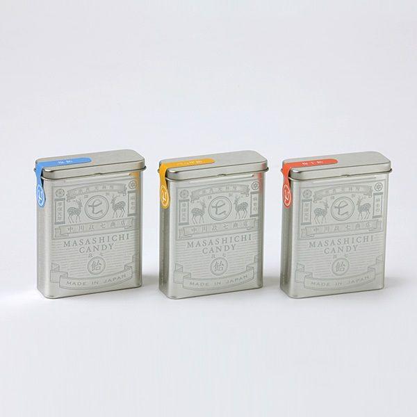 Masashichi Candy Japanese packaging design