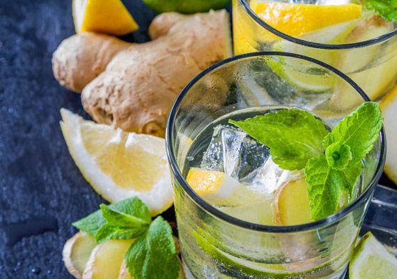 Napi 3 pohár, és leolvadnak a kilók! Képeken 6 erős zsírégető ital | femina.hu