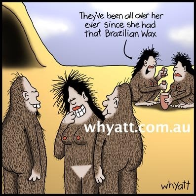 17 best images about waxing humor on pinterest laser for Waxing over tattoo