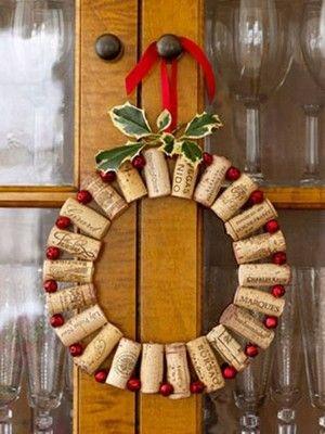 10 ghirlande di Natale fai-da-te a costo zero