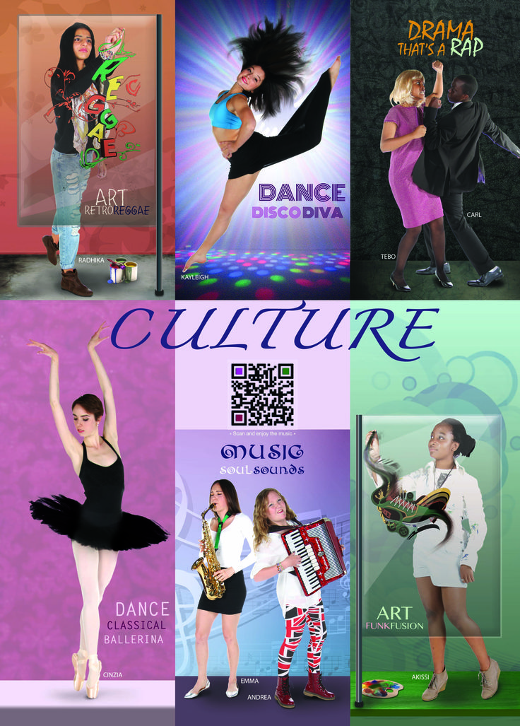 Cultural Facilties Leader Page - Music Theme
