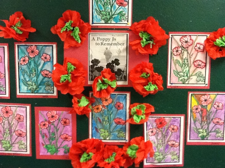 Remembrance Day - Grade 2