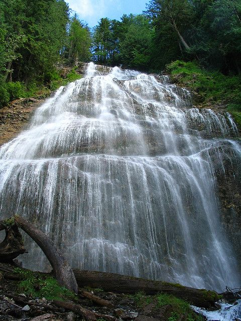 Bridal Falls. Chilliwack, BC