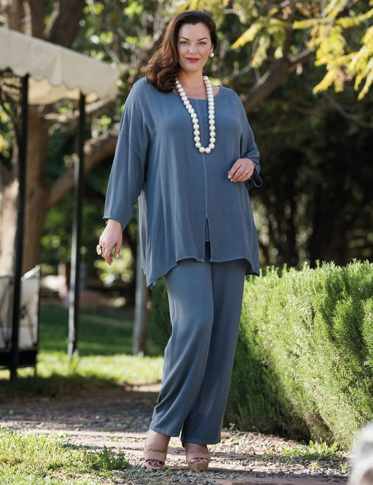 Traviata Top Powder Blue, Tanita Top And Remy Trouser At Box 2