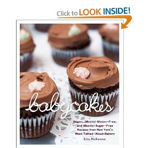 So I haven't tried any of these recipes yet, but this might be one of those cookbooks that I have to try one of everything.: Vegans, Bakeries, Book, Whiskey Jug, Sugar Fre Recipes, Gluten Free, New York, Glutenfree, Sugarfre