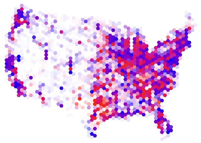 Best Election Map Ideas On Pinterest What Is Politics - 2016 us election map by county purple