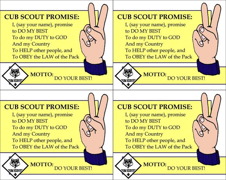It's just an image of Slobbery Cub Scout Printables