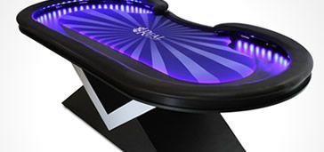 Mesas de Poker Luxo e Jantar