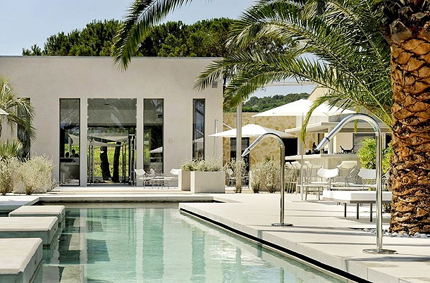 Hotel Sezz in Saint-Tropez