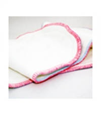 Designer Bums Inserts - use one for newborns (or light wetters) and both for bigger babies or heavy wetters.
