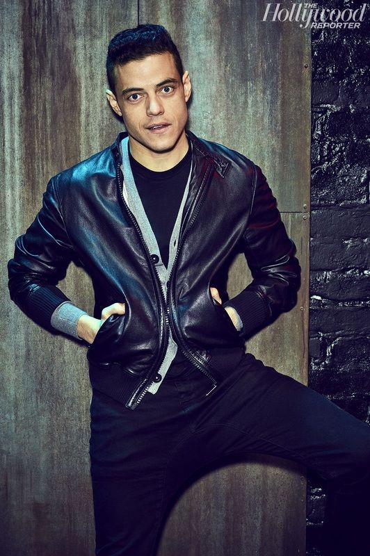 Rami Malek for The Hollywood Reporter