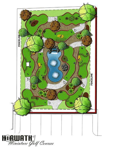 Usa Miniature Golf Course Builder High Quality Mini Golf