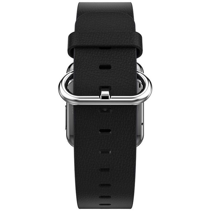 Luxury Genuine Leather Watch Band Strap for Apple Watch + Classic Buckle 38/42mm